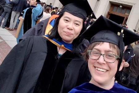 Wu lab members