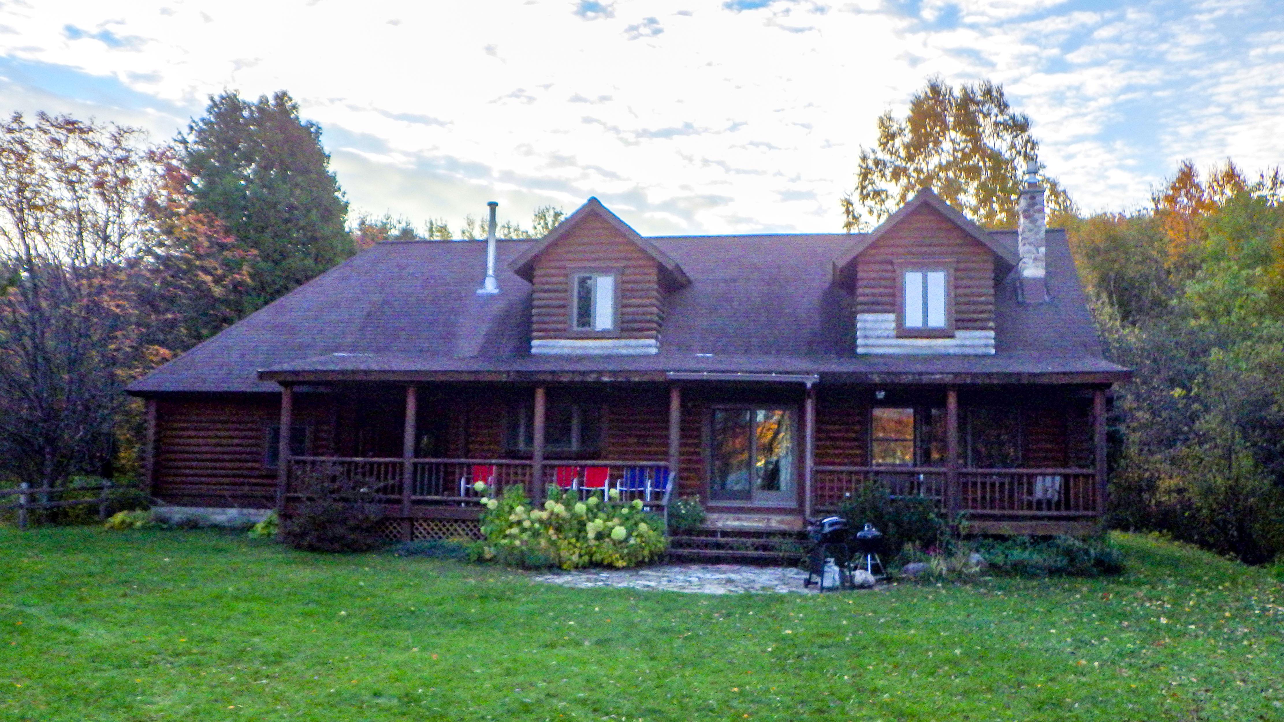 Lee lab cabin