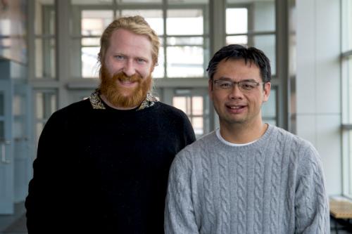 Cheng-Yu Lee and Derek Janssens