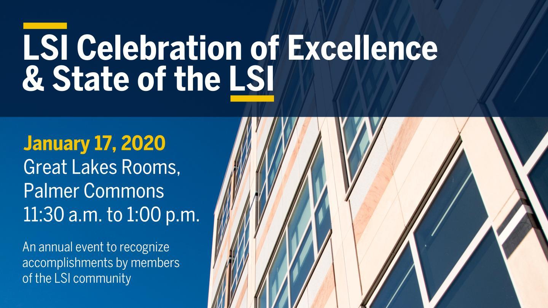LSI Celebration of Excellence