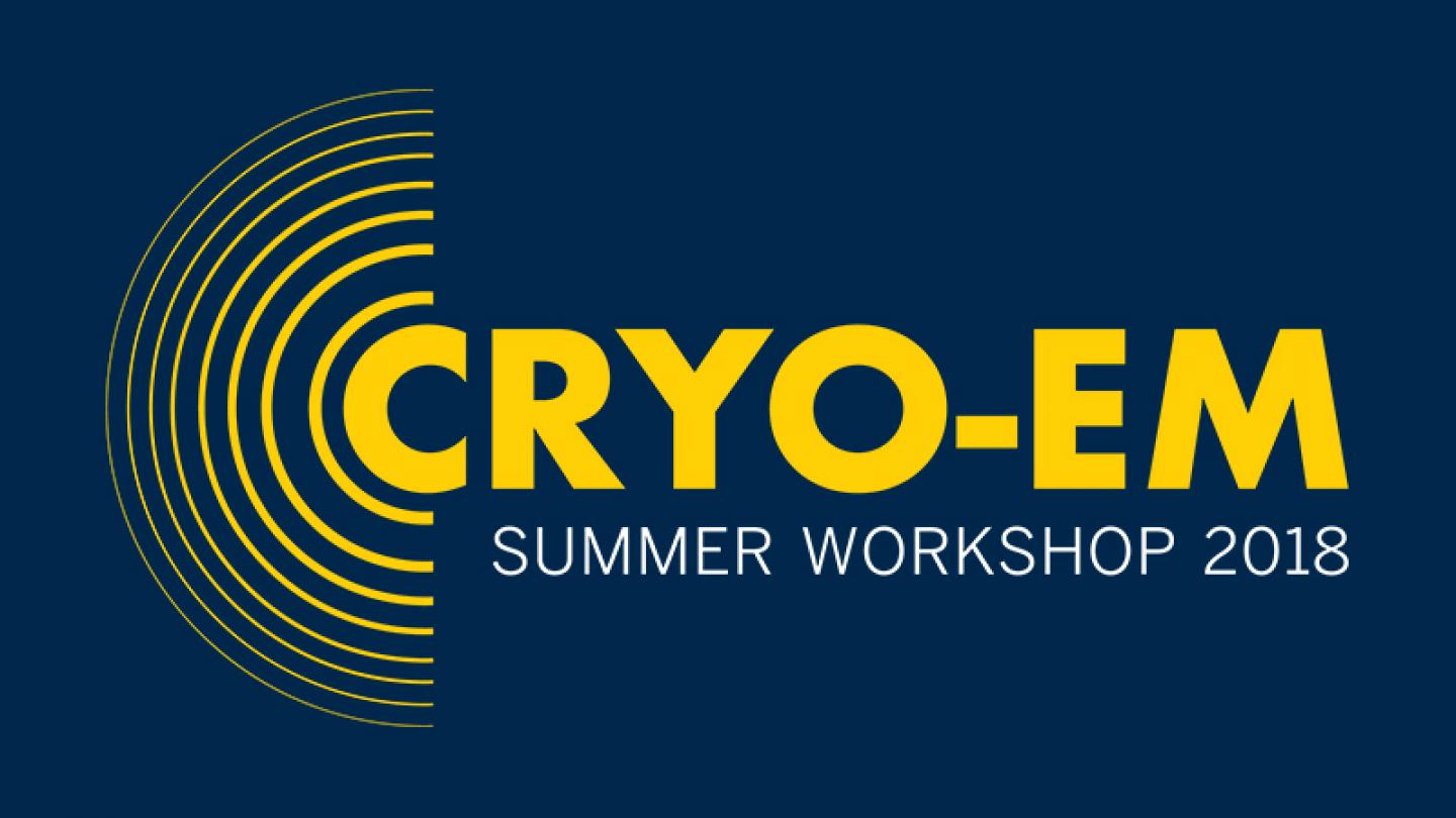 Cryo EM workshop tshirt design 2018