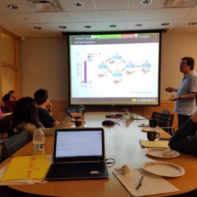 Cone Lab Meeting