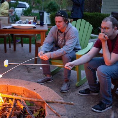 Cone Lab Campfire