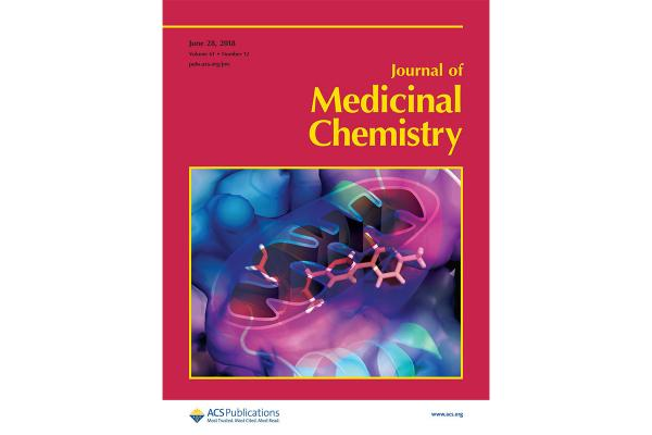 Stuckey cover Journal of Medicinal Chemistry