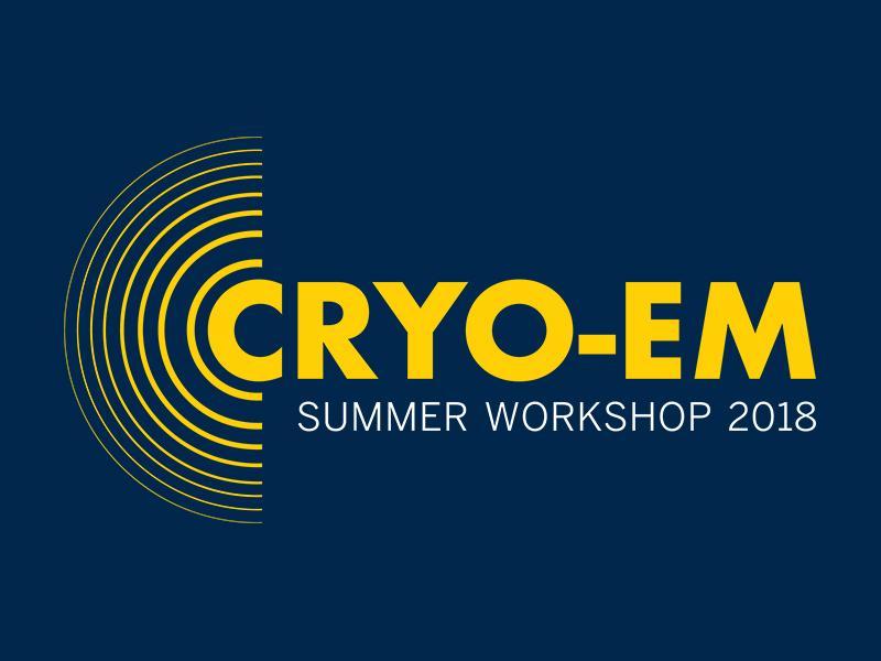 Cryo EM workshop tshirt design 2018