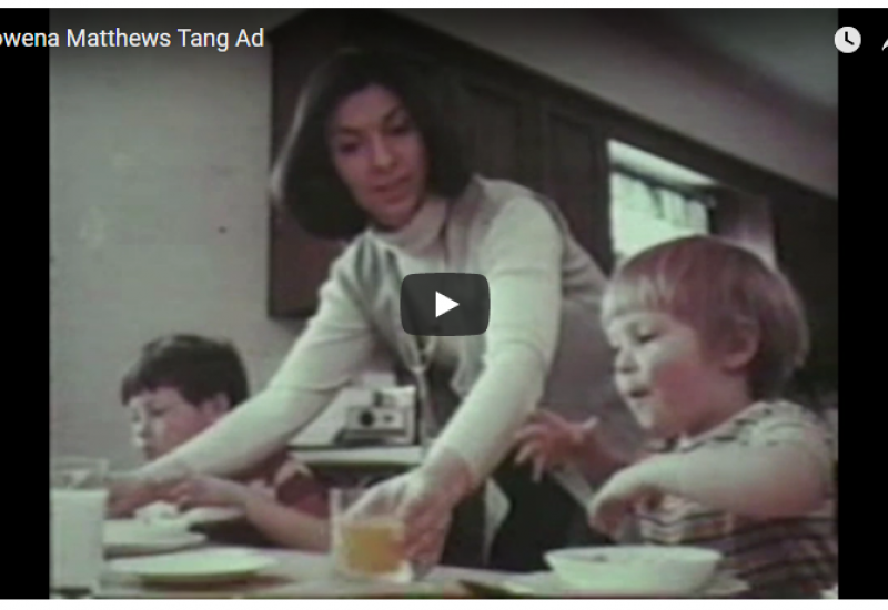 Tang commercial screenshot