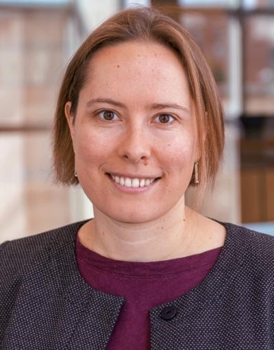 Andrea Hodgins-Davis, Ph.D.