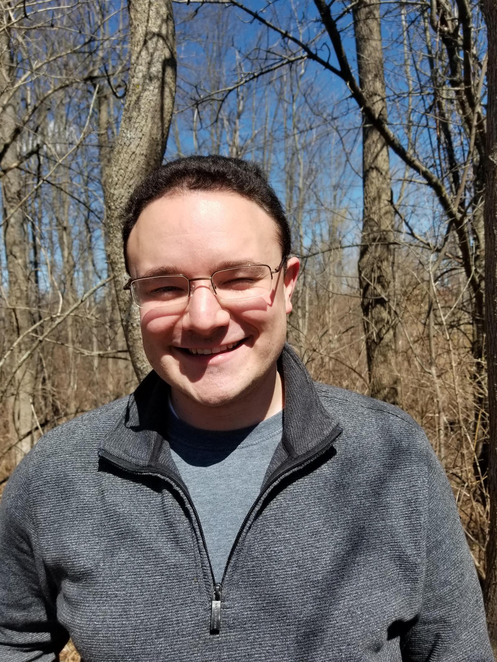 Michigan Life Sciences Fellow Jacob Berv, Ph.D.