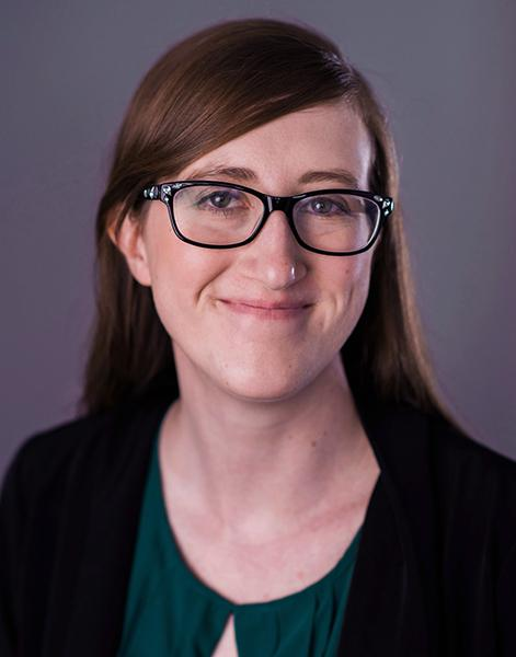 Michigan Life Sciences Fellow Laura Kirby, Ph.D.