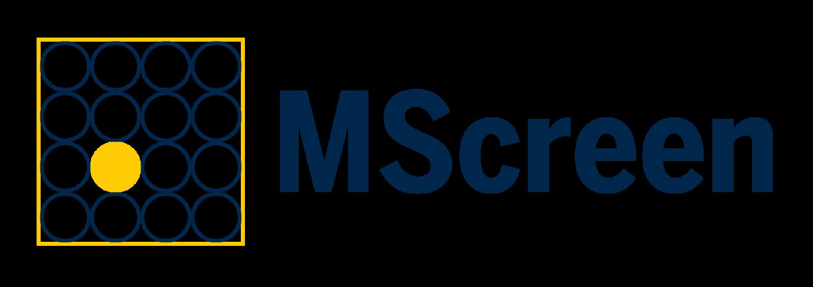 MScreen Logo