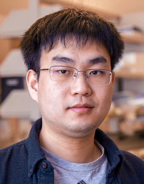 Michigan Life Sciences Fellow Yilai Li, Ph.D.
