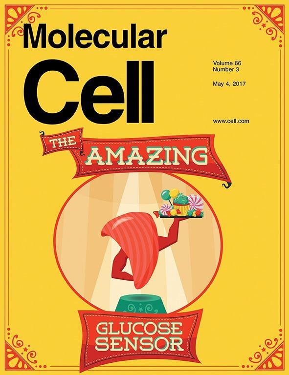 Molecular Cell cover