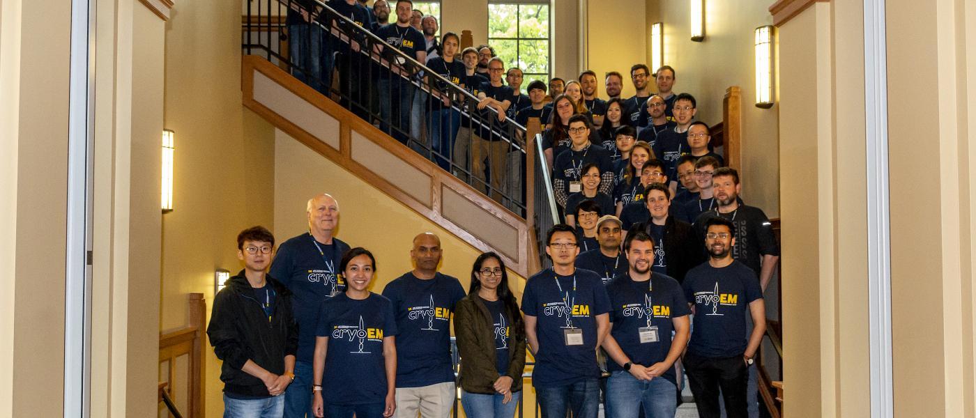 2019 Cryo-EM workshop participants