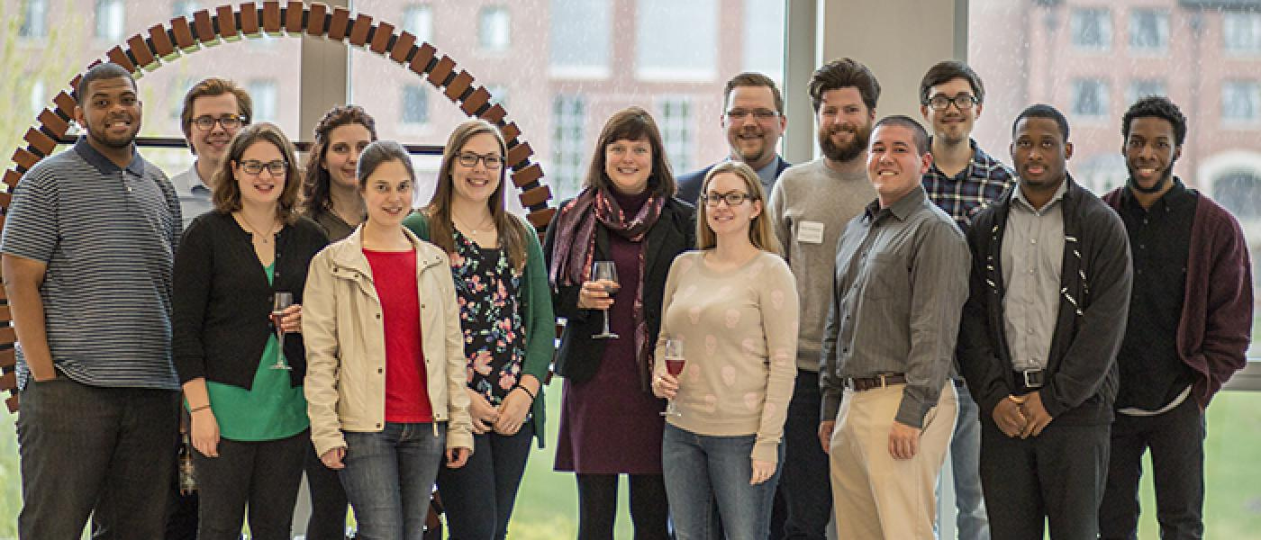 Anna Mapp and Program in Chemical Biology students
