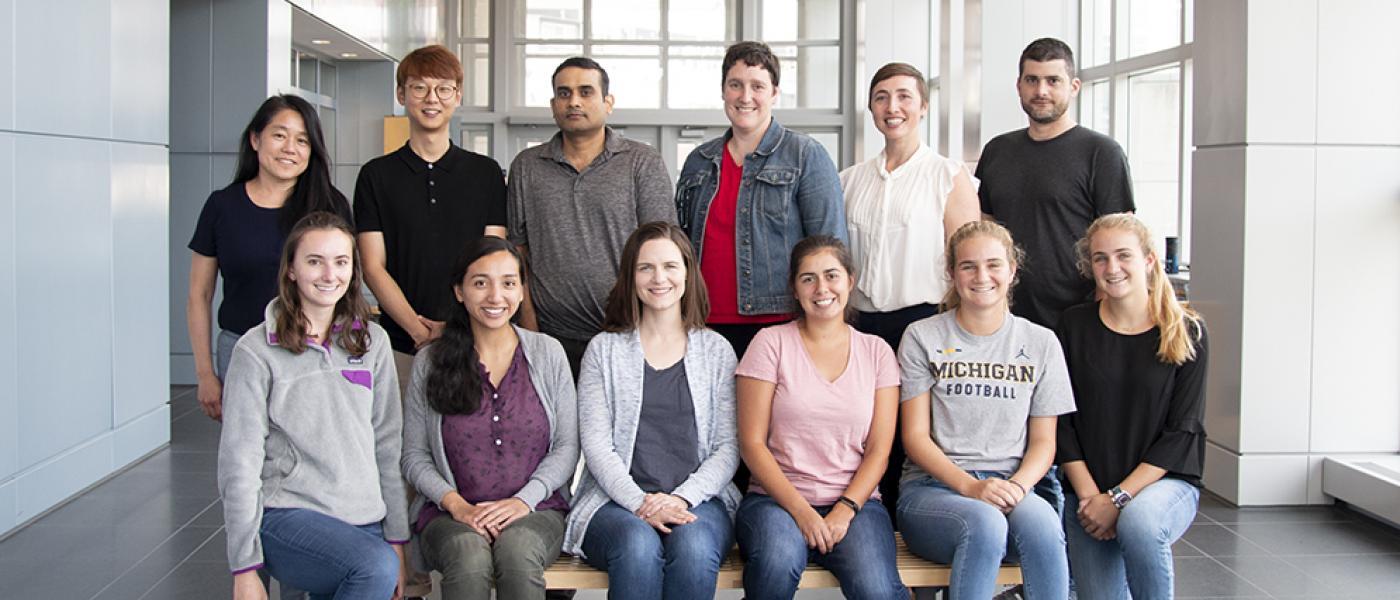 Ohi Lab Members, 2019