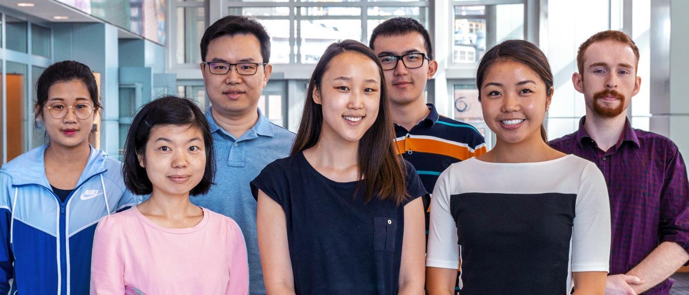 Li Lab Summer 2019