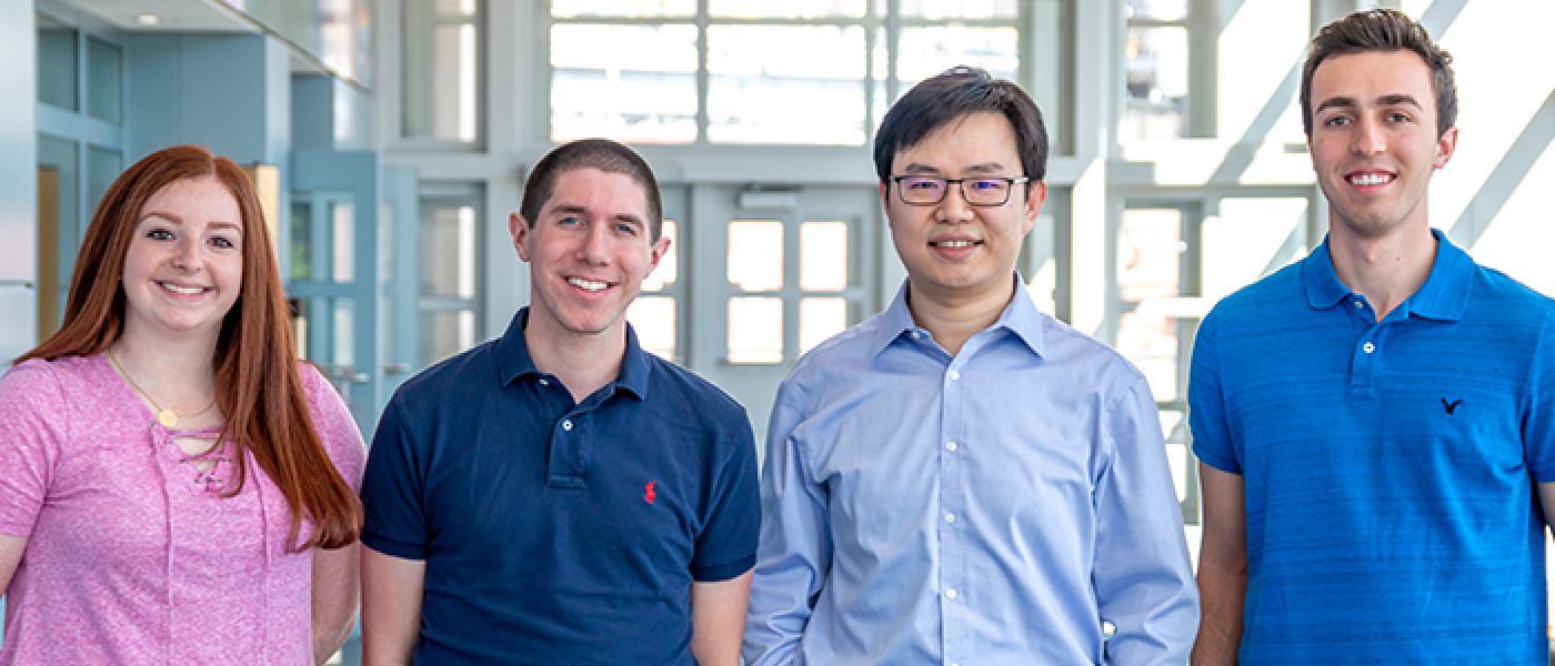 Peng Li Lab Group
