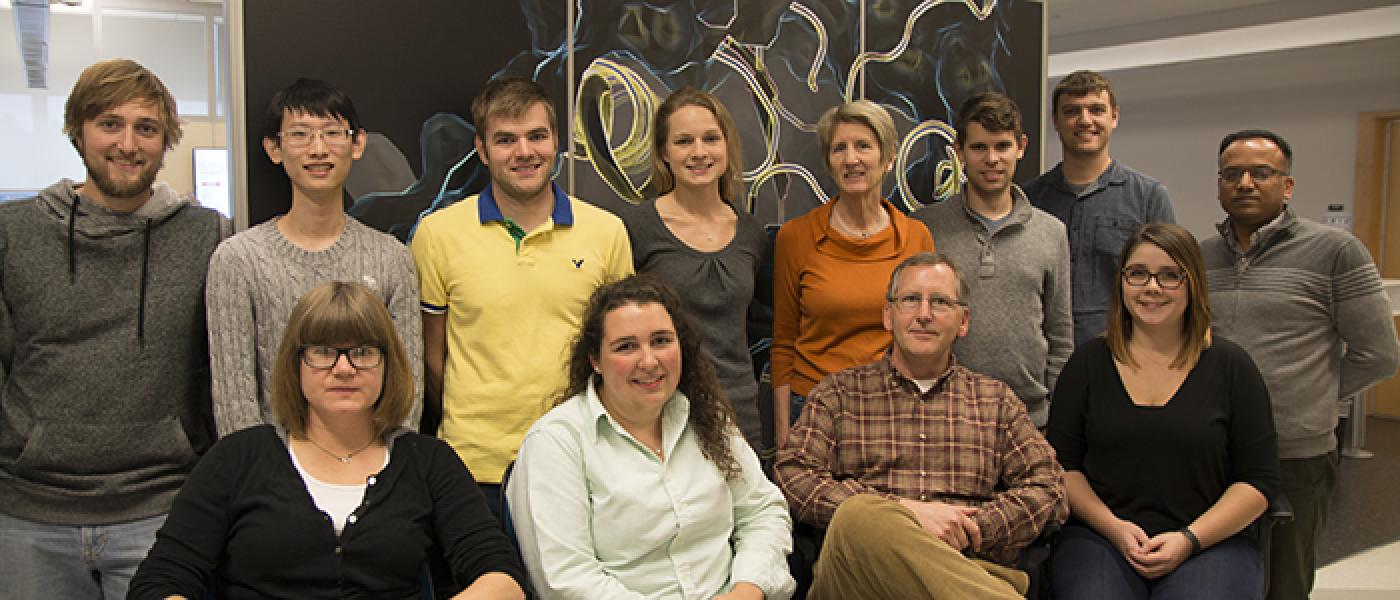 Smith lab group