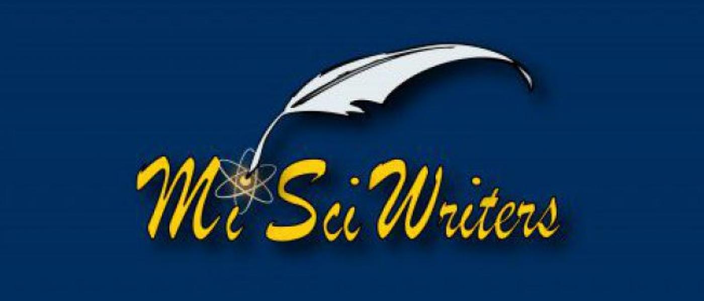 Michigan Science Writers logo