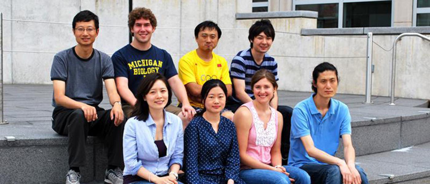 Ye Lab Members