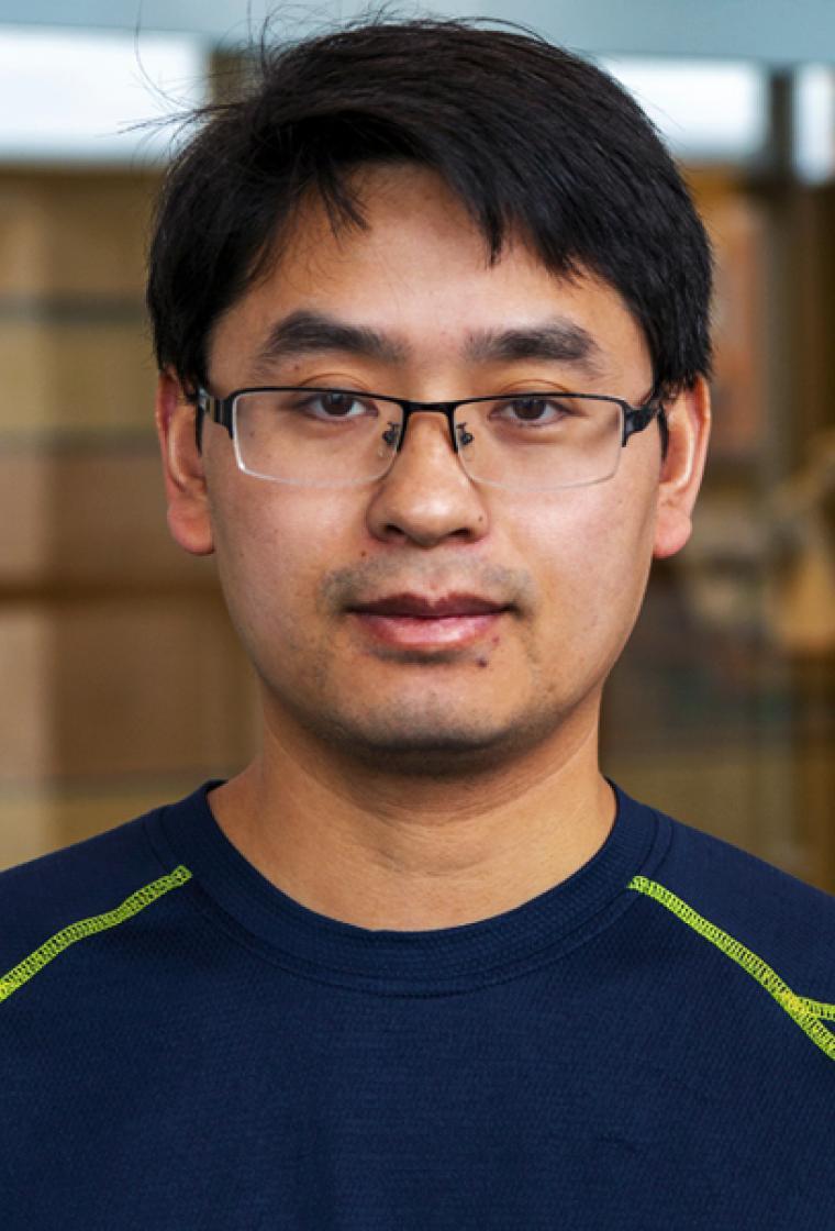 Qiuyu Wang