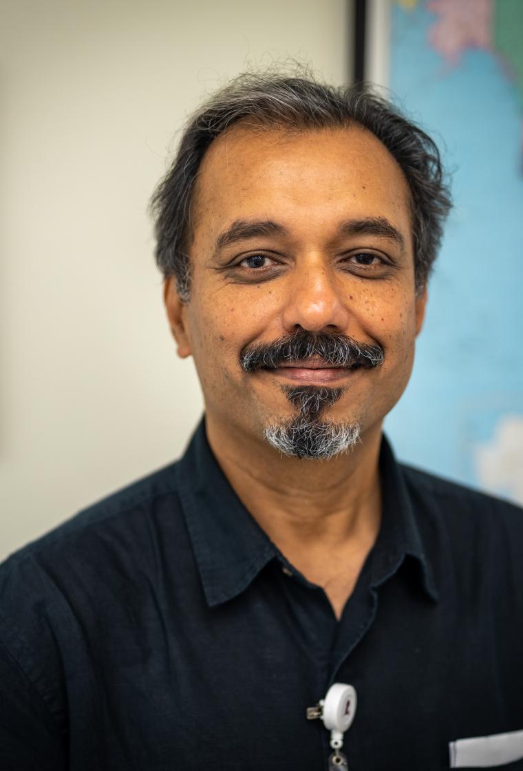 Aseem Ansari, Ph.D.