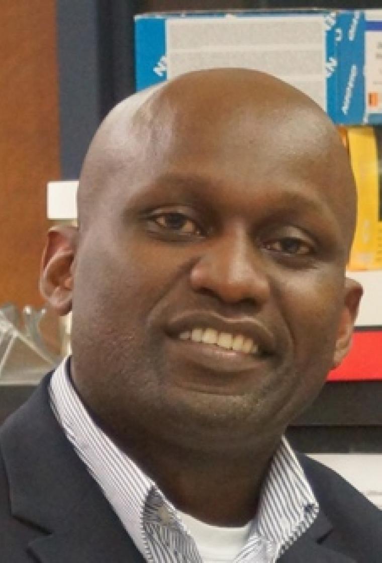 Yves Chiswili Chabu, Ph.D.