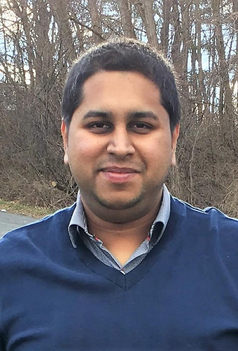 Debashish Sahu, Ph.D.